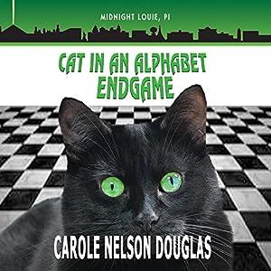 Cat in an Alphabet Endgame Audiobook