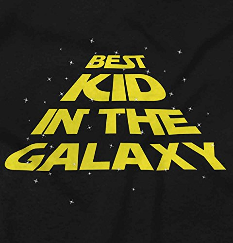 Best Kid in The Galaxy Nerdy Space Movie Infant Toddler T Shirt