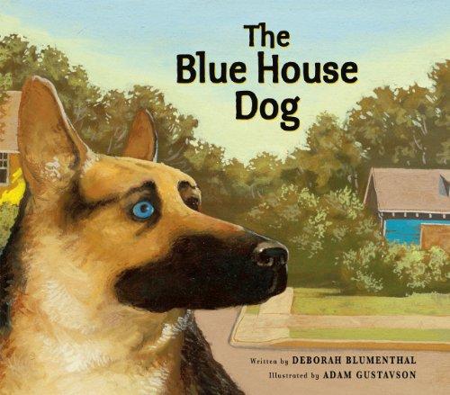 Image of The Blue House Dog
