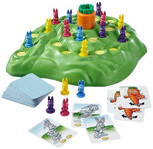 Ravensburger Lotti Karotti, Gesellschafts- und Familienspiel für Kinder und Erwachsene, Partyspiel für Kindergeburtstage, 2-4 Spieler, ab 4 Jahren 3