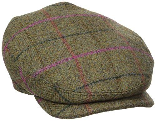 Kangol Men's British Peebles, Holburn Check, Small