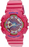 Casio Baby-G BA112-4A 3D Dial Analog Digital Watch