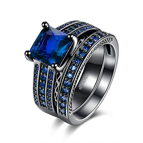Diamond 2 Piece Bridal Ring - 5