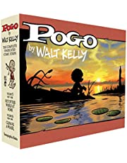 Pogo: The Complete Syndicated Comic Strips Vols. 5 & 6 Boxed Set