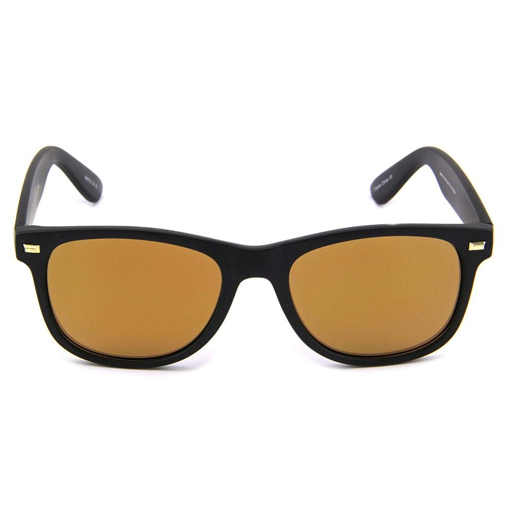 ac4698dcef4a2 GAMMA RAY Polarized UV400 Classic Style Sunglasses with Mirror Lens ...