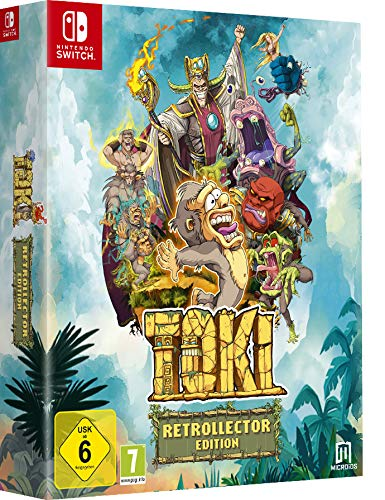 Toki Retrocollector Edition: Amazon.es: Videojuegos
