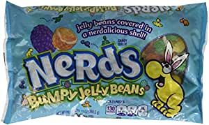 Nerds Covered Chewy & Bumpy Jelly Beans - 13 Oz Bag