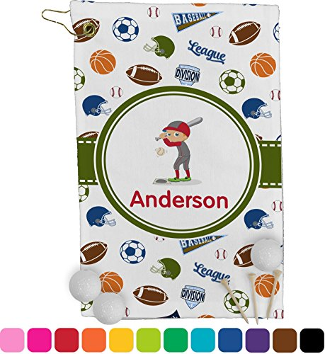 RNK Shops Sports Golf Towel - Full Print (Personalized) by RNK Shops