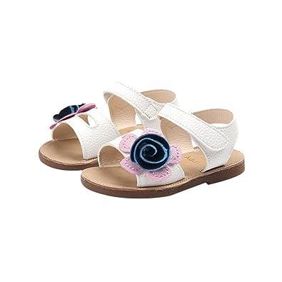 71f72c3a1f410 ♬GongzhuMM Sandales Fille Été 21-30 Chaussures Fille Été Chaussures de  Sport Enfant Baskets
