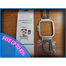 """Brother Embroidery Hoop replacement PRH100 4"""" x 4"""" for PR600 /PR1000 Babylock"""