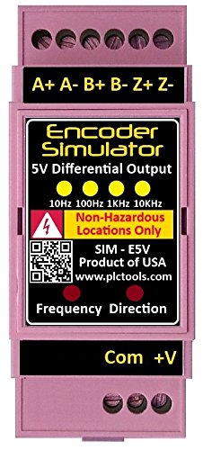 Encoder Simulator and Tester 5V TTL