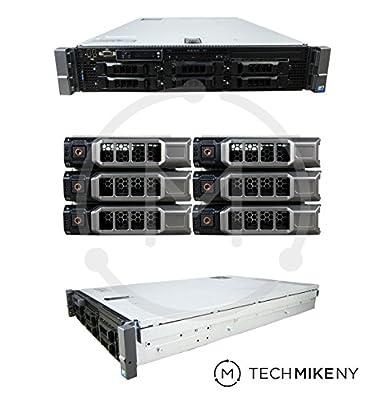 DELL PowerEdge R710 2 x 2.53Ghz E5540 Quad Core 72GB 6x 1TB 6i 2PS