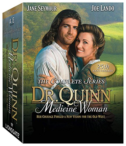 Dr. Quinn, Mw: Com. Series (The And Women T Dr)