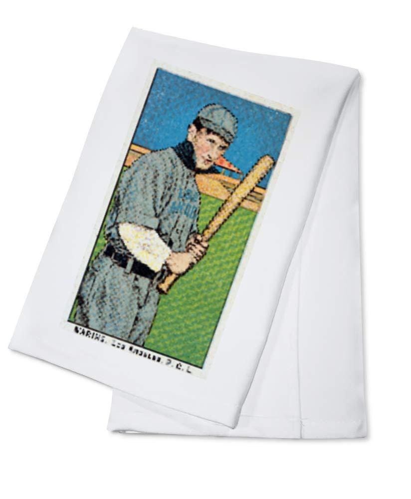 Los Angeles Pacific Coast League – Waring – 野球カード Cotton Towel LANT-23385-TL Cotton Towel  B0184BIP62