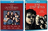 80's REBEL BAD BOY Classics: The Outsiders & The Lost Boys - 2-Blu-Ray Bundle