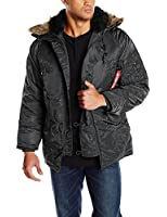 Alpha Industries Men's N-3B Parka Coat