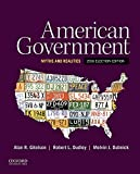 American Government: Myths and Realities, 2016 Election Edition