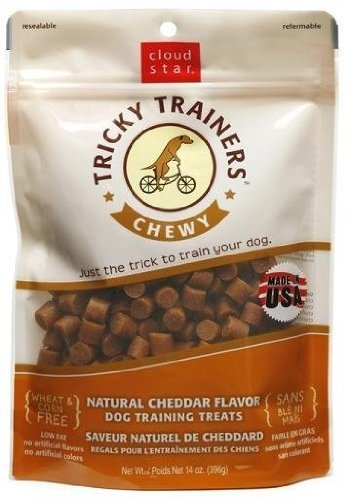 Cloud Star Chewy Tricky Trainers Cheddar - 14 ounce