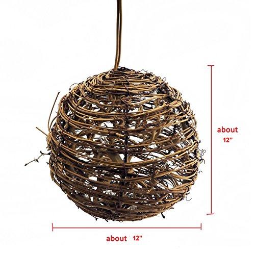 Large Outdoor Tree Light Balls - 4