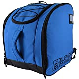 Element Equipment Boot Bag Deluxe Snowboard Ski Backpack Solid Blue/Black