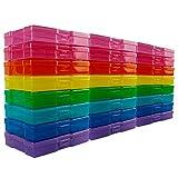 """Novelinks Photo Case 4"""" x 6"""" Photo Storage Boxes"""
