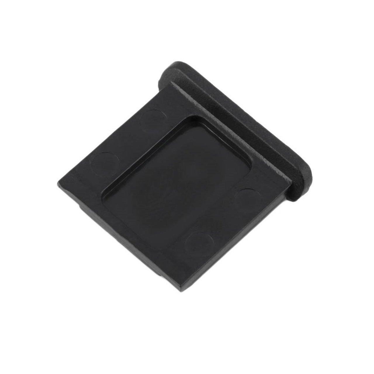 Flash Hot Shoe Cover Cap Protector para Nikon D90 D200 D300 BS-1 DSLR C/ámara Cubierta Protectora Accesorios para c/ámaras Digitales ESjasnyfall Negro