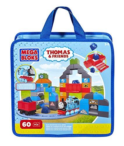Mega Bloks Thomas & Friends - Thomas Blue Mountain Coal Mine Building Set (Mega Bloks Thomas & Friends Mountain Adventure)