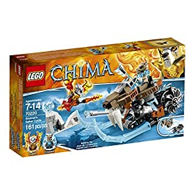LEGO Chima Strainor's Saber Cycle (70220)