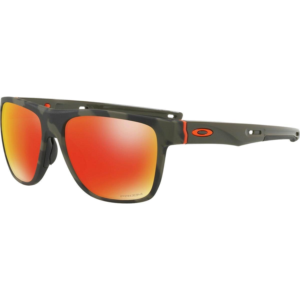 Oakley Crossrange Prizm Camo Sonnenbrille Grün b1xADDeURP
