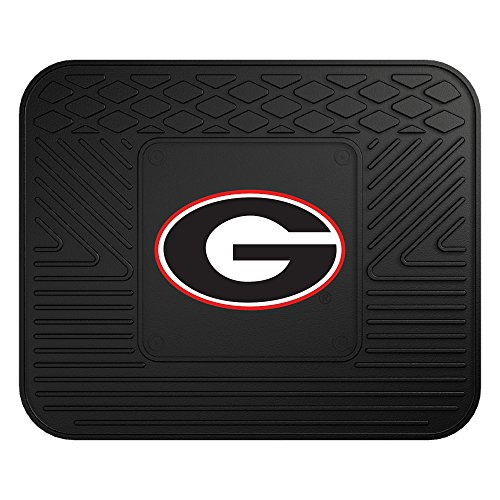 University Bulldogs Georgia Ncaa (FANMATS NCAA University of Georgia Bulldogs Vinyl Utility Mat)