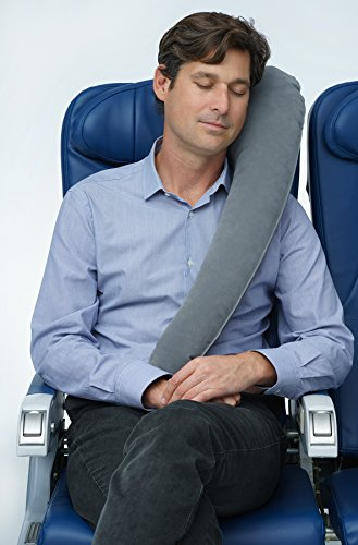 Travelrest - Ultimate Travel Pillow - Lean Into It & Sleep -...