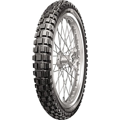 Continental Conti Twinduro TKC80 Dual Sport Tire - Front - 120/70B19 , Position: Front, Rim Size: 19, Tire Application: All-Terrain, Tire Size: 120/70-19, Tire Type: Dual Sport, Tire Construction: Bias 02400830000