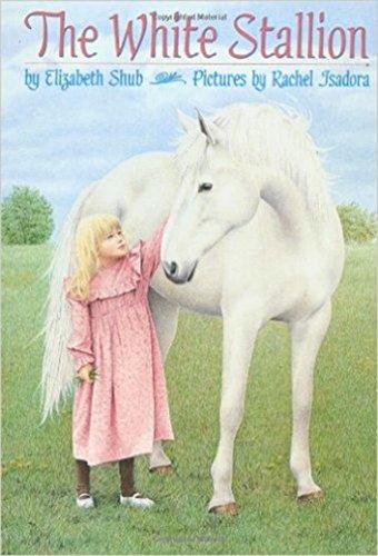 Books : The White Stallion