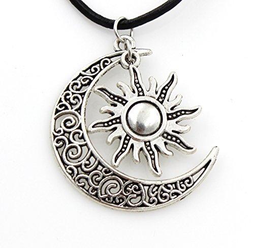 Sun And Moon Pendants - 7