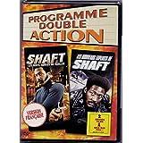 Les Nuits rouges de Harlem - Shaft (1971) / Les Nouveaux Exploits de Shaft - Shaft's Big Score! (1972) 2 Films (English/French) Cover Bilingue (Widescreen) Régie au Québec