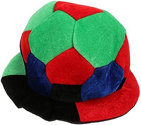 Magideal Copa del Mundo Sudáfrica fútbol sombrero gorra Cosplay ...