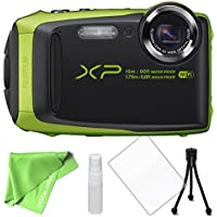 Fujifilm FinePix XP90 Digital Camera Green