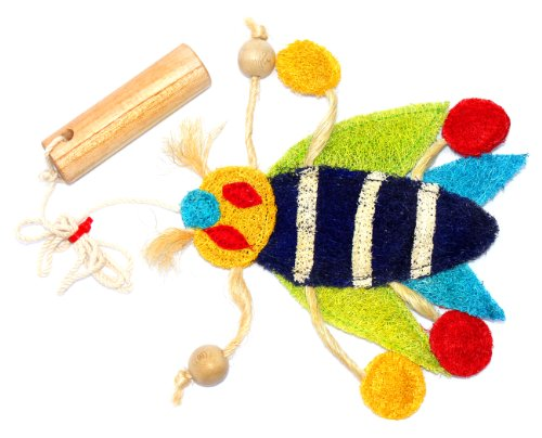 Eco-Loofah EPetMed-VII Original Interactive Cat Toy, My Pet Supplies