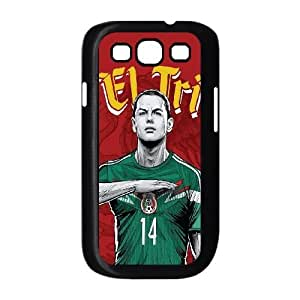 Samsung Galaxy S3 9300 Cell Phone Case Black WorldCup Mexico JSK746924