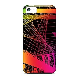 City Lights PC Phone Case Cover For Ipod Touch 5
