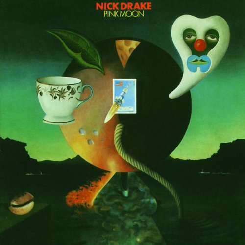 CD : Nick Drake - Pink Moon (Remastered)