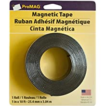 Magnum Magnetics-Corporation ProMAG 1 x 10 Feet Magnetic Tape (AFG-12345-PGY)