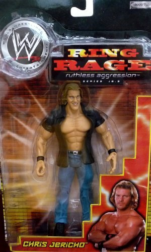WWE Wrestling DELUXE Aggression Series 10 Action Figure Matt Hardy with Ladder by WWE
