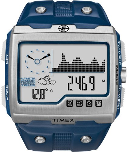 Timex-Expedition-WS4-Blue-Strap-SilverBlue-Face