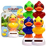 Solar Dancing Duck Case Pack 96 , Kid ,Toy , Hobbie , Nice Gift