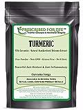 Turmeric - 95% Curcumin - Natural Rhizome Extract Powder (Curcuma Longa), 10 kg