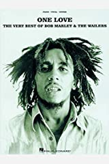 One Love - The Very Best of Bob Marley & The Wailers (Piano/Vocal/Guitar Artist Songbook) Paperback