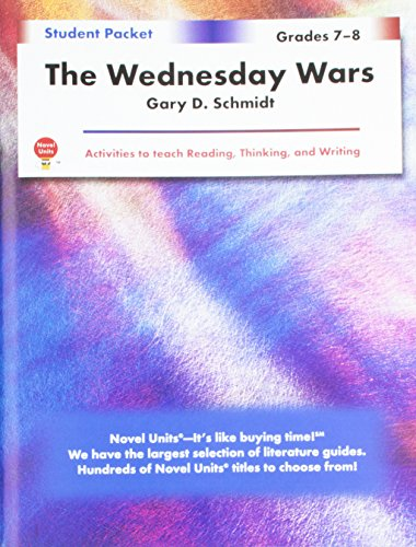 Wednesday Wars - Student Packet by Novel Units, Inc.