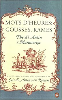 Book Mots d'Heures: Gousses, Rames - The D'Antin Manuscripts