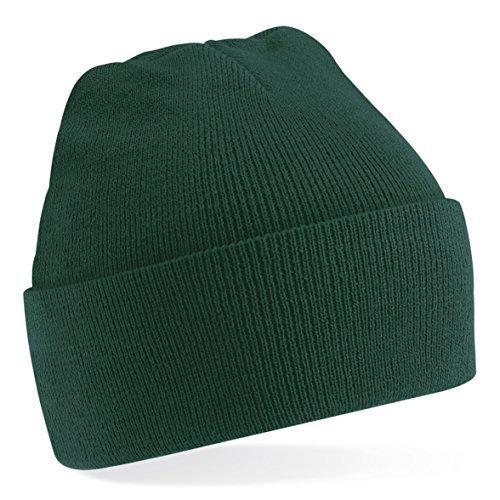 moda gorro verde mucho única lana Tejer de Unisex talla de gorro Shirtinstyle Gorro de Amarillo Colores invierno Talla qY5TT
